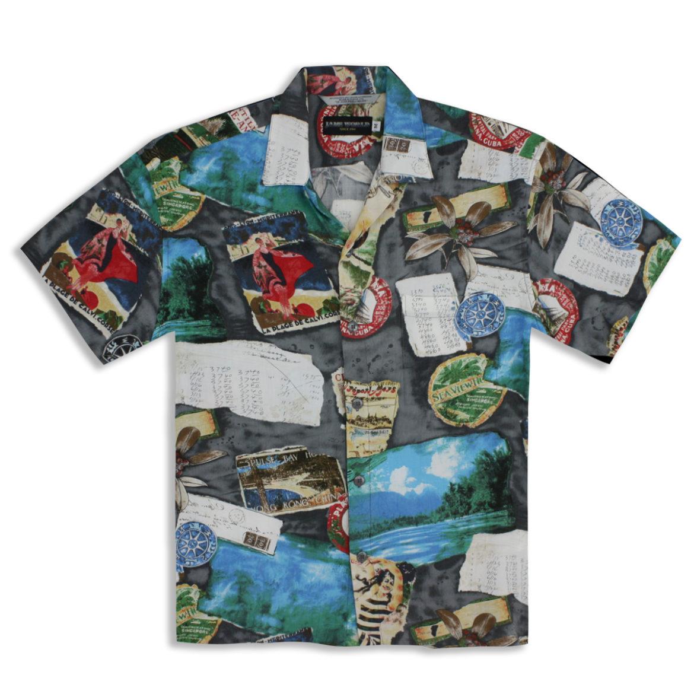 Men's Shirt - Jams World - Travel - (M Available)